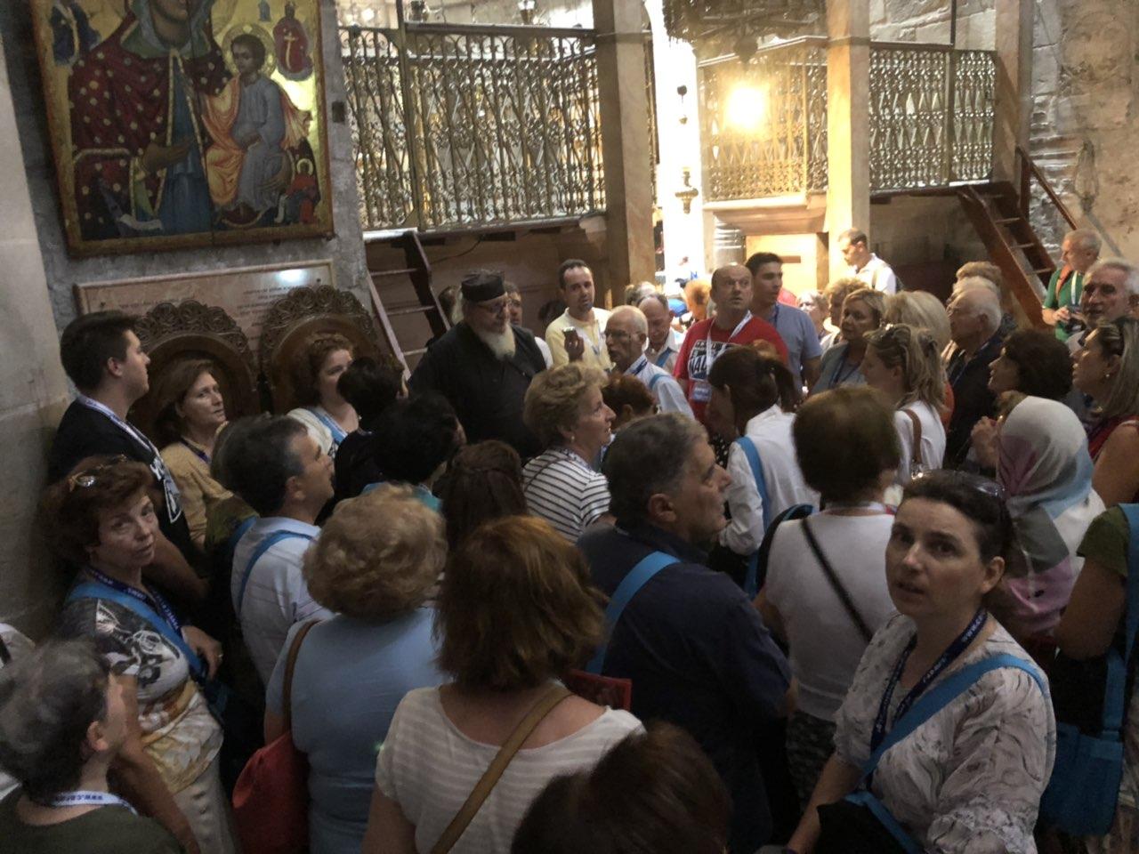 ierosolyma2019 7 - Λαρισαίοι Προσκυνητές Στην Αγία Γη Των Ιεροσολύμων (φωτο)