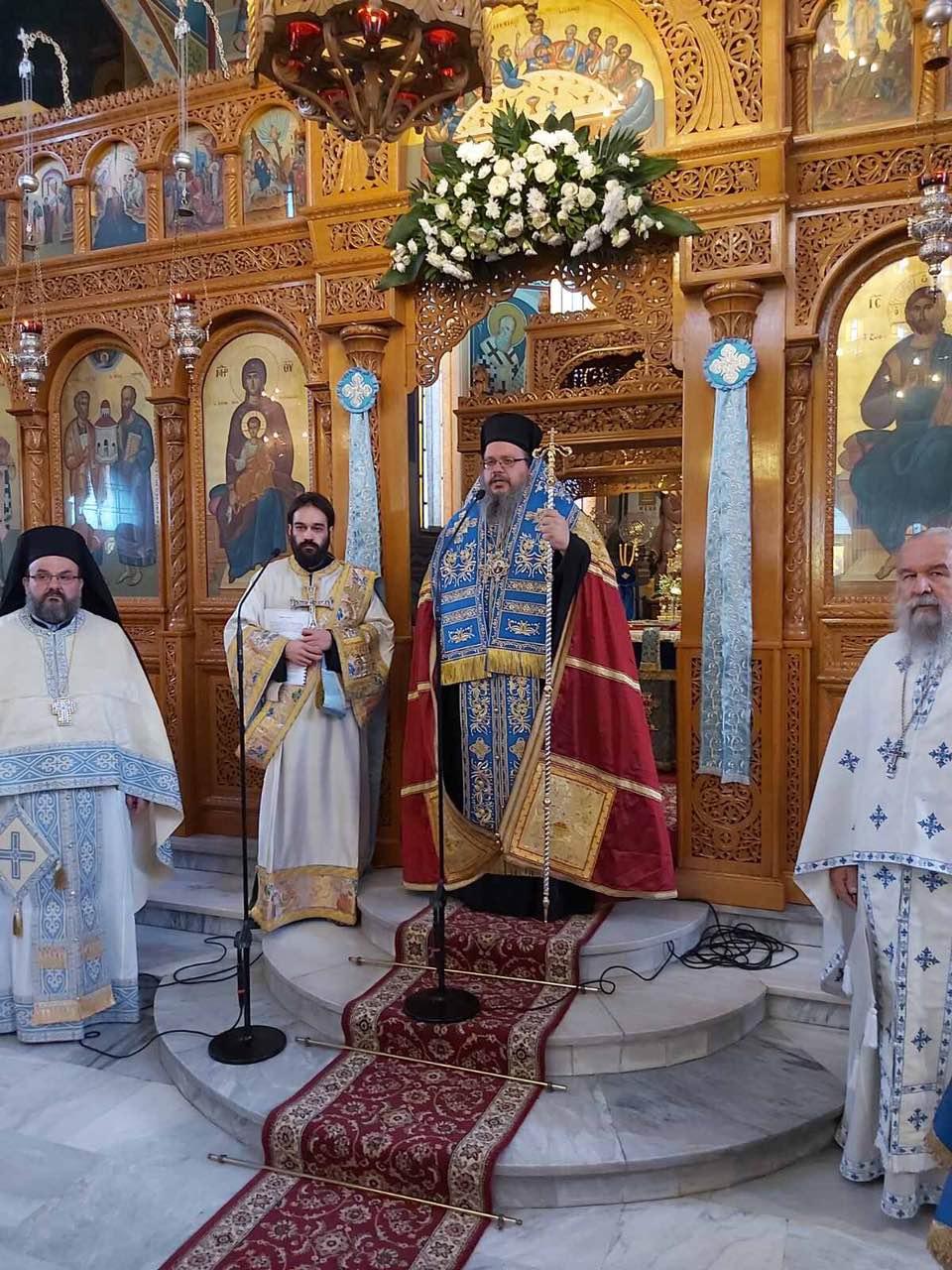 doksologia AgArtemiou 1 - Εορτή του Αγίου Αρτεμίου και της Ελληνικής Αστυνομίας
