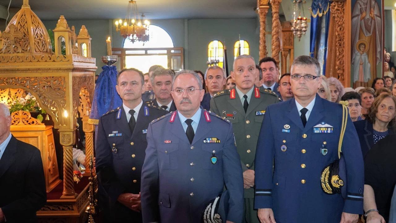 doksologia AgArtemiou 6 - Εορτή του Αγίου Αρτεμίου και της Ελληνικής Αστυνομίας