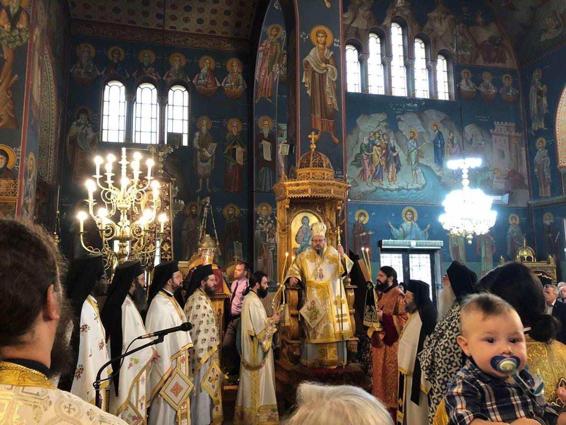 xeirotonia diakonou Noe19 1 - Άξιος ο Νέος Διάκονος της τοπικής μας Εκκλησίας (φωτο)