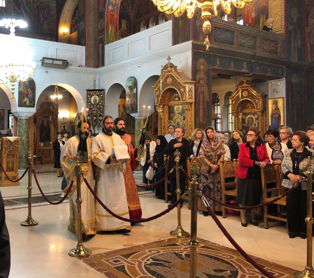xeirotonia diakonou Noe19 3 - Άξιος ο Νέος Διάκονος της τοπικής μας Εκκλησίας (φωτο)