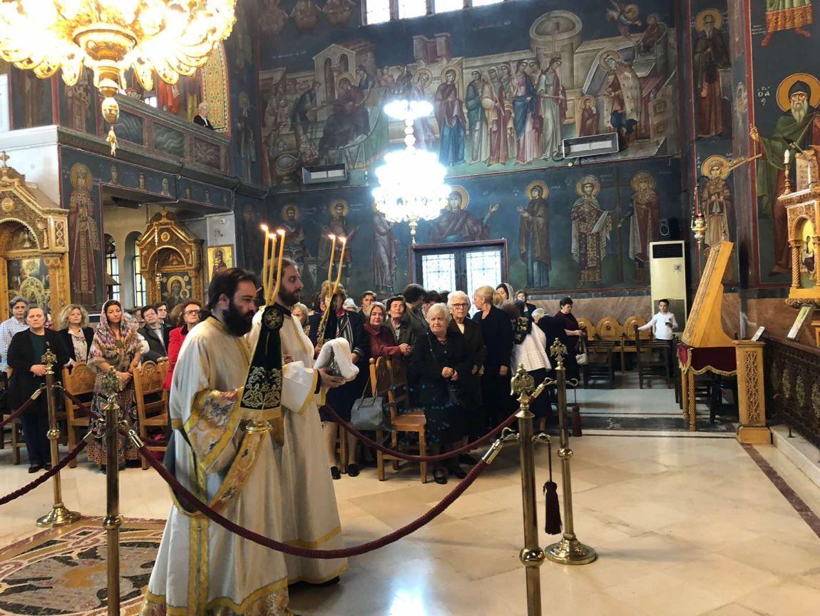 xeirotonia diakonou Noe19 4 - Άξιος ο Νέος Διάκονος της τοπικής μας Εκκλησίας (φωτο)