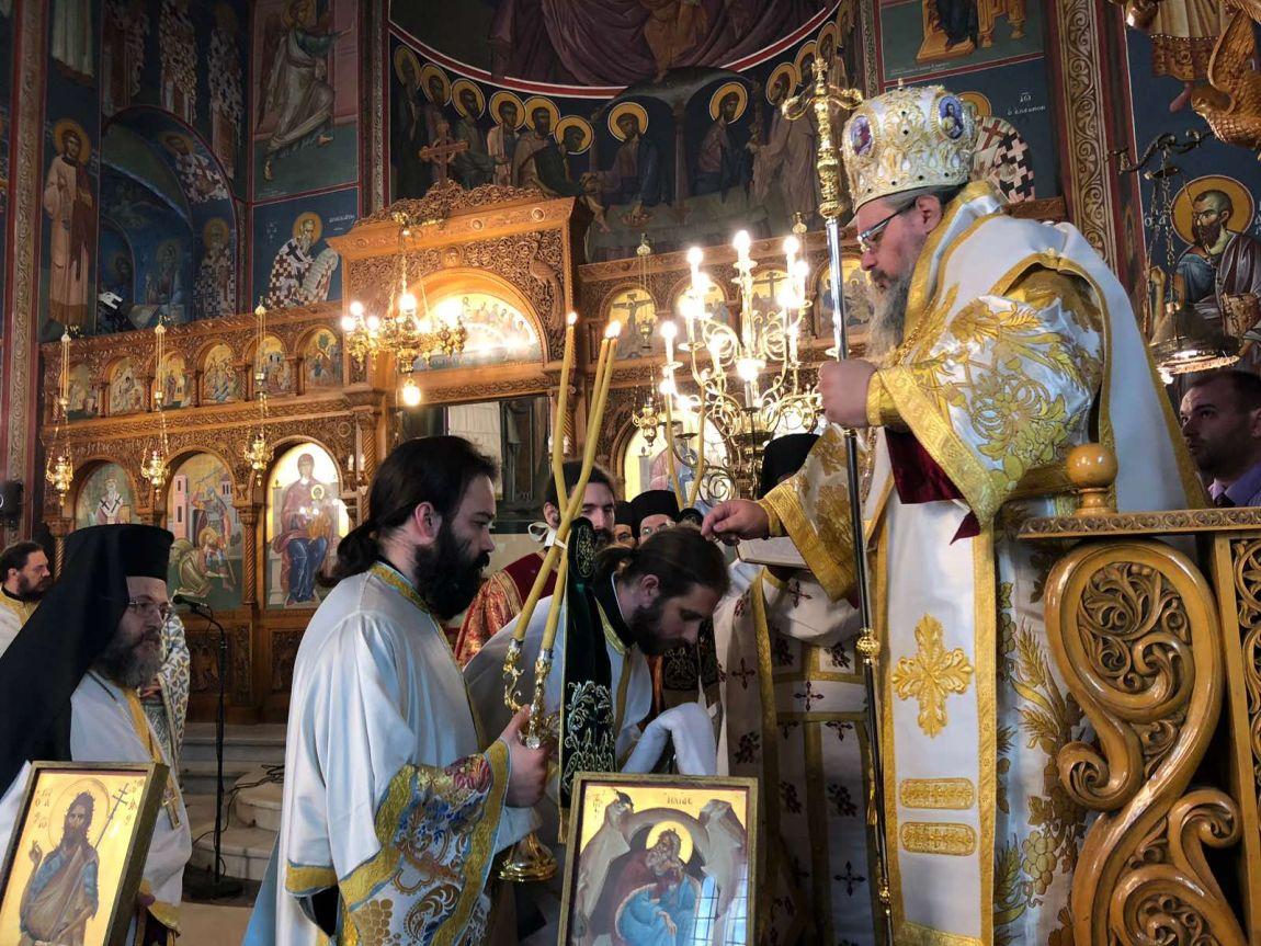 xeirotonia diakonou Noe19 5 - Άξιος ο Νέος Διάκονος της τοπικής μας Εκκλησίας (φωτο)