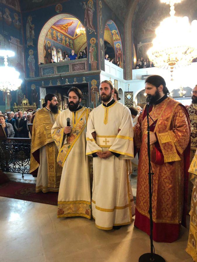 xeirotonia diakonou Noe19 7 - Άξιος ο Νέος Διάκονος της τοπικής μας Εκκλησίας (φωτο)