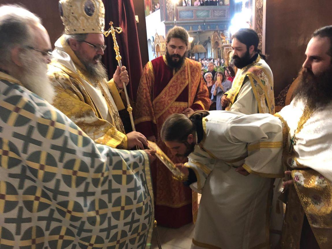 xeirotonia diakonou Noe19 9 - Άξιος ο Νέος Διάκονος της τοπικής μας Εκκλησίας (φωτο)