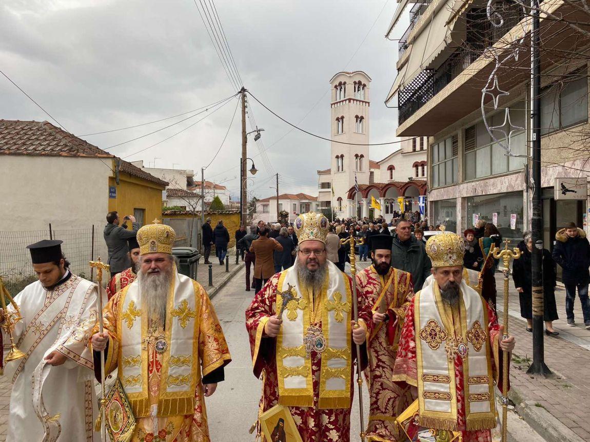AgGedeon 2019 14 - Ο Τύρναβος εόρτασε τον Πολιούχο του Άγιο Γεδεών (φωτο)