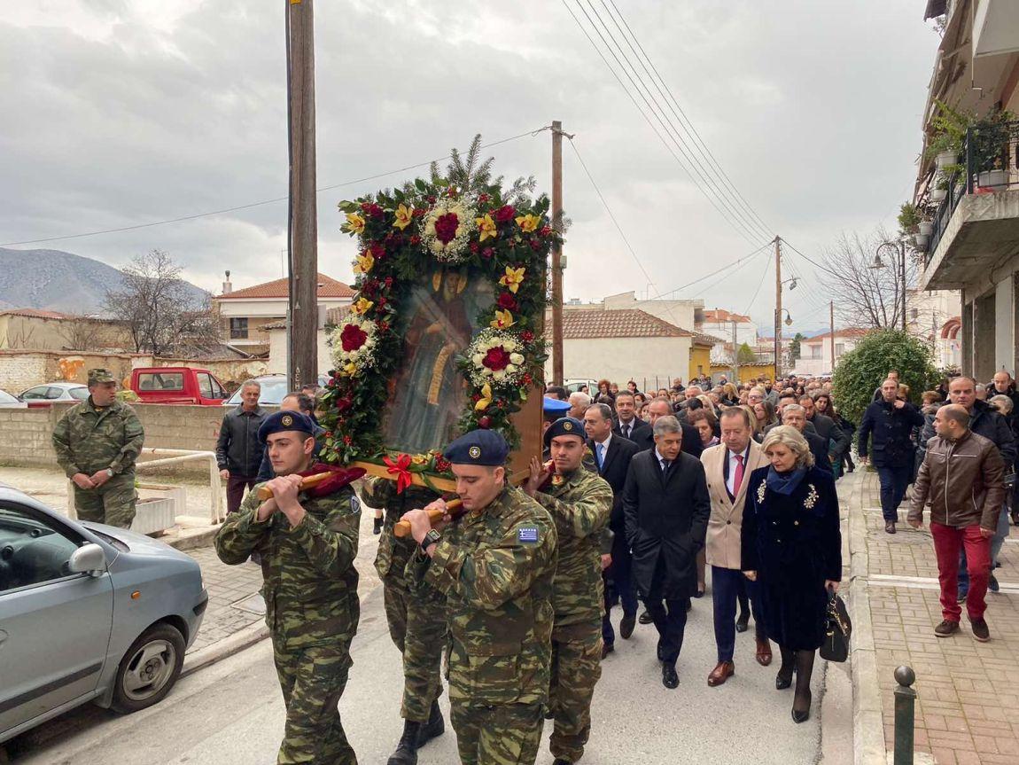AgGedeon 2019 15 - Ο Τύρναβος εόρτασε τον Πολιούχο του Άγιο Γεδεών (φωτο)