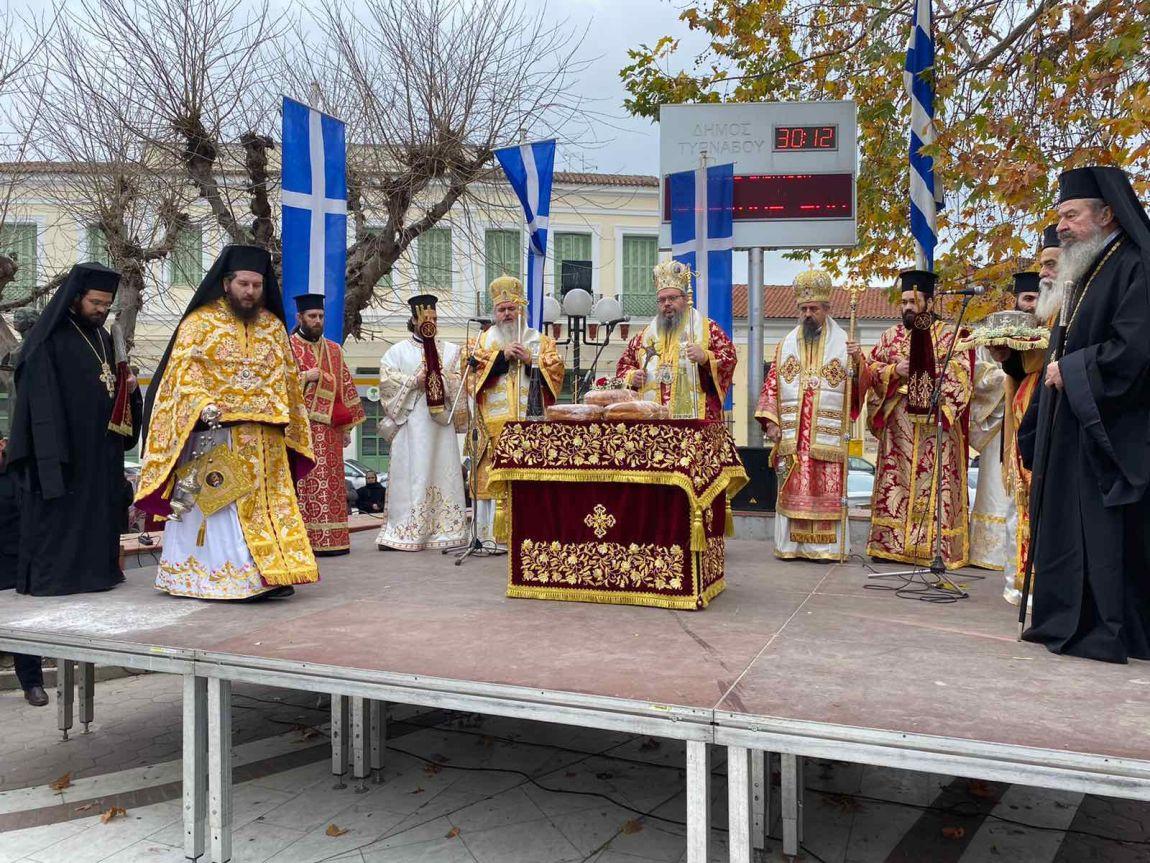 AgGedeon 2019 18 - Ο Τύρναβος εόρτασε τον Πολιούχο του Άγιο Γεδεών (φωτο)