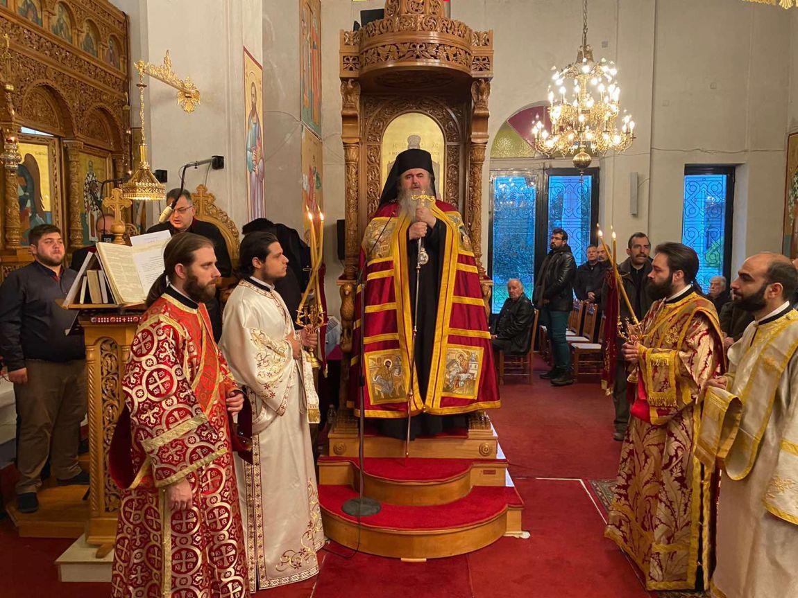 AgGedeon 2019 3 - Ο Τύρναβος εόρτασε τον Πολιούχο του Άγιο Γεδεών (φωτο)