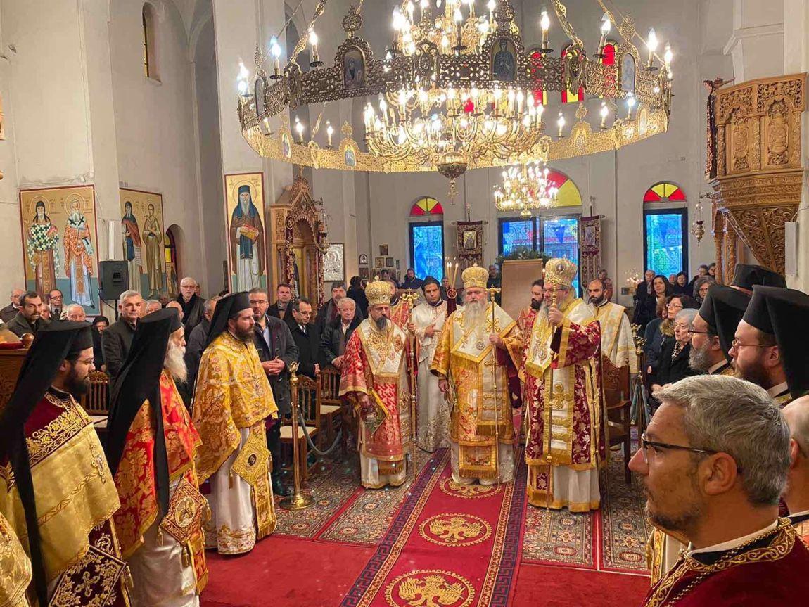AgGedeon 2019 4 - Ο Τύρναβος εόρτασε τον Πολιούχο του Άγιο Γεδεών (φωτο)