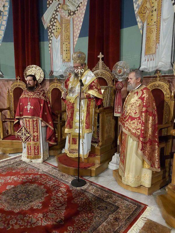 Xristougenna 2019 4 - «Χριστός Γεννάται Δοξάσατε…»