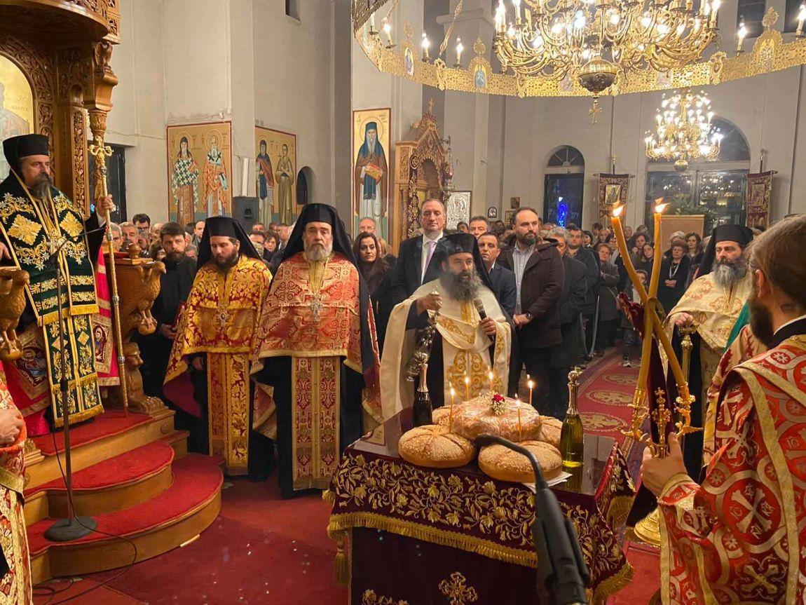 esp AgGedeon 2019 10 - Εσπερινός Αγίου Γεδεών Στην Πόλη Του Τυρνάβου
