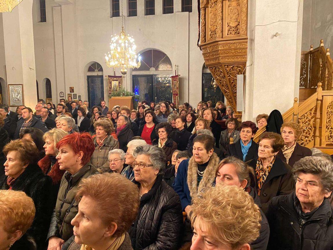 esp AgGedeon 2019 12 - Εσπερινός Αγίου Γεδεών Στην Πόλη Του Τυρνάβου