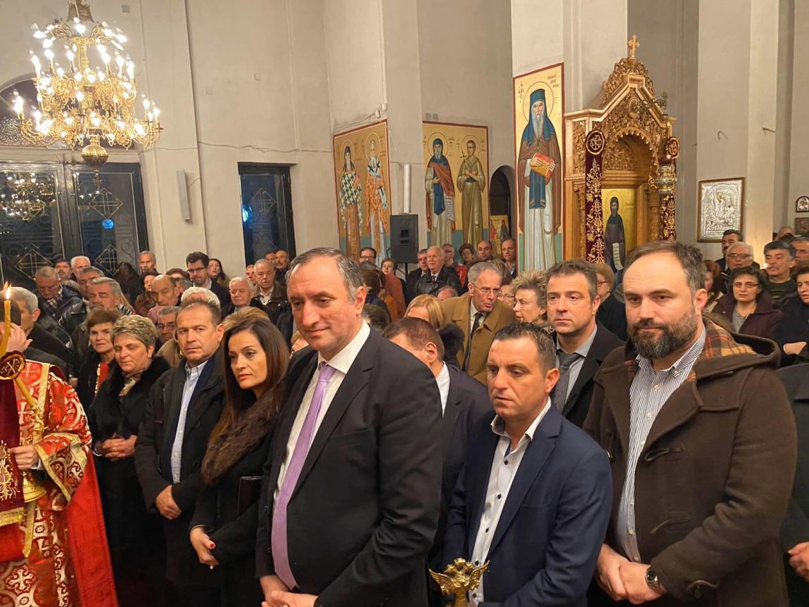 esp AgGedeon 2019 13 - Εσπερινός Αγίου Γεδεών Στην Πόλη Του Τυρνάβου