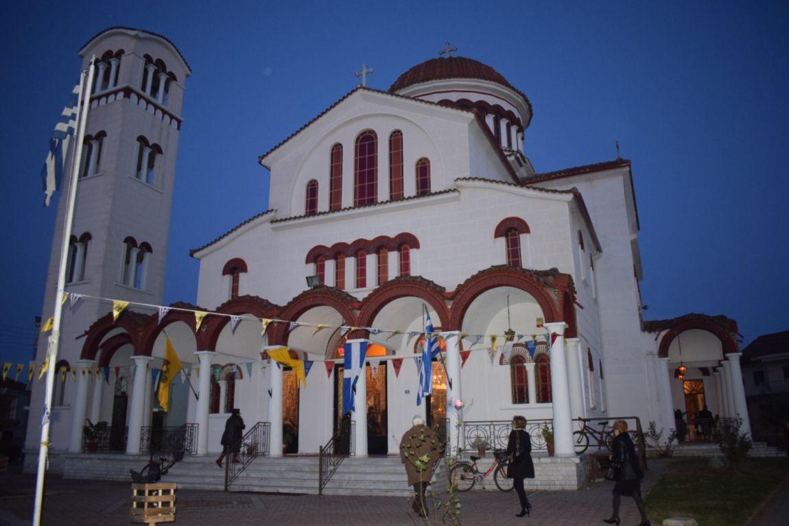 esp AgGedeon 2019 17 - Εσπερινός Αγίου Γεδεών Στην Πόλη Του Τυρνάβου