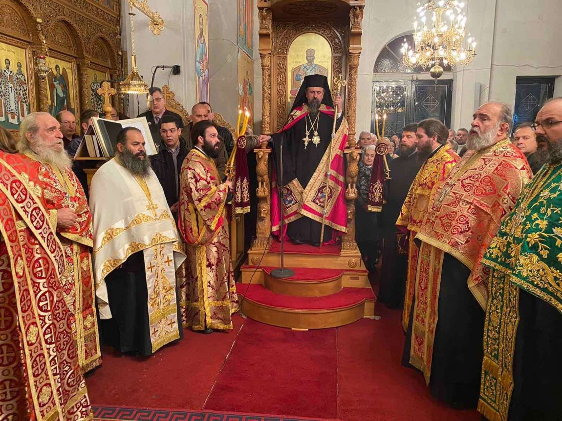esp AgGedeon 2019 2 - Εσπερινός Αγίου Γεδεών Στην Πόλη Του Τυρνάβου
