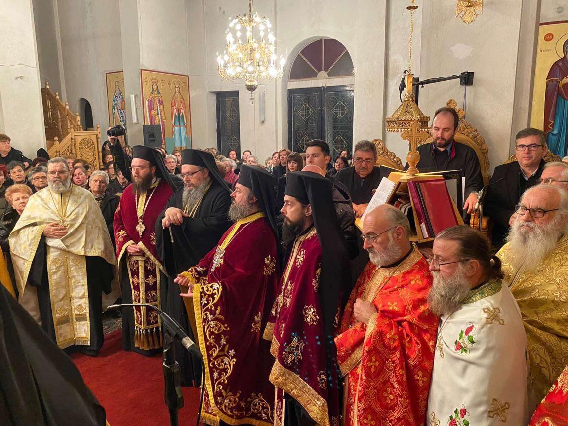 esp AgGedeon 2019 7 - Εσπερινός Αγίου Γεδεών Στην Πόλη Του Τυρνάβου