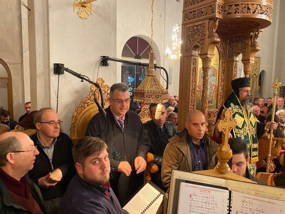 esp AgGedeon 2019 8 - Εσπερινός Αγίου Γεδεών Στην Πόλη Του Τυρνάβου