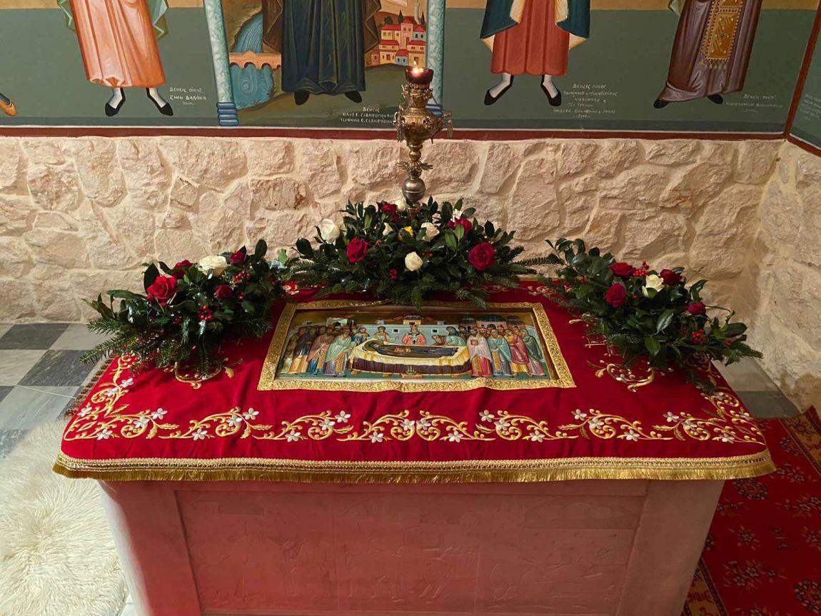 esp AgGedeon 2019 9 - Εσπερινός Αγίου Γεδεών Στην Πόλη Του Τυρνάβου