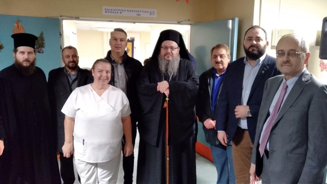 paidiatriki kliniki 2019 1 - Εκκλησιαστικά νέα και ειδήσεις