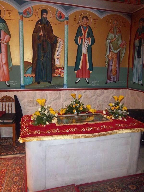 tafos AgGedewn - Ιερά Πανήγυρις Αγίου Γεδεών Πολιούχου Τυρνάβου