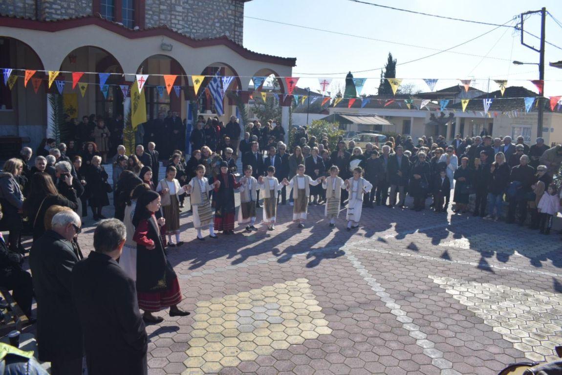 TimProdromou 2020 13 - Στον Άγιο Ιωάννη Τυρνάβου ο Ποιμενάρχης μας (φωτο)