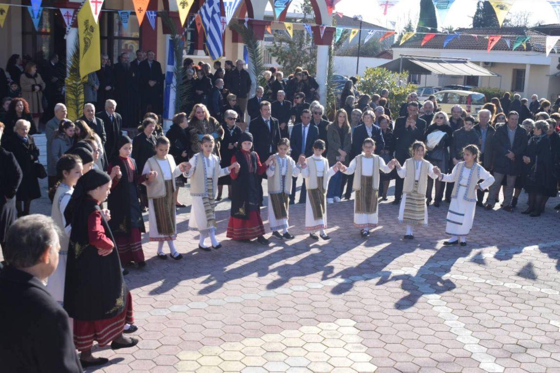 TimProdromou 2020 14 - Στον Άγιο Ιωάννη Τυρνάβου ο Ποιμενάρχης μας (φωτο)