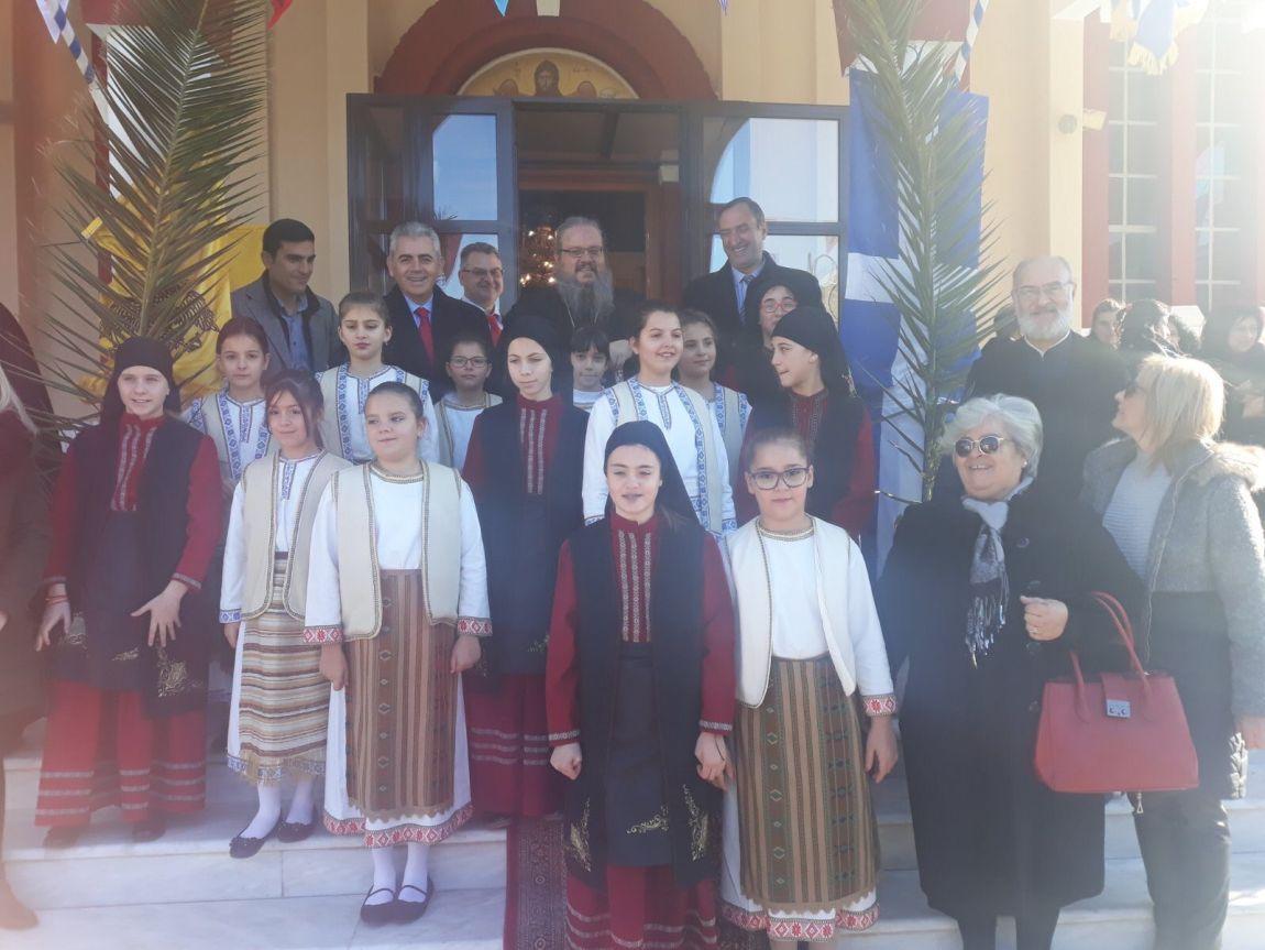 TimProdromou 2020 15 - Στον Άγιο Ιωάννη Τυρνάβου ο Ποιμενάρχης μας (φωτο)