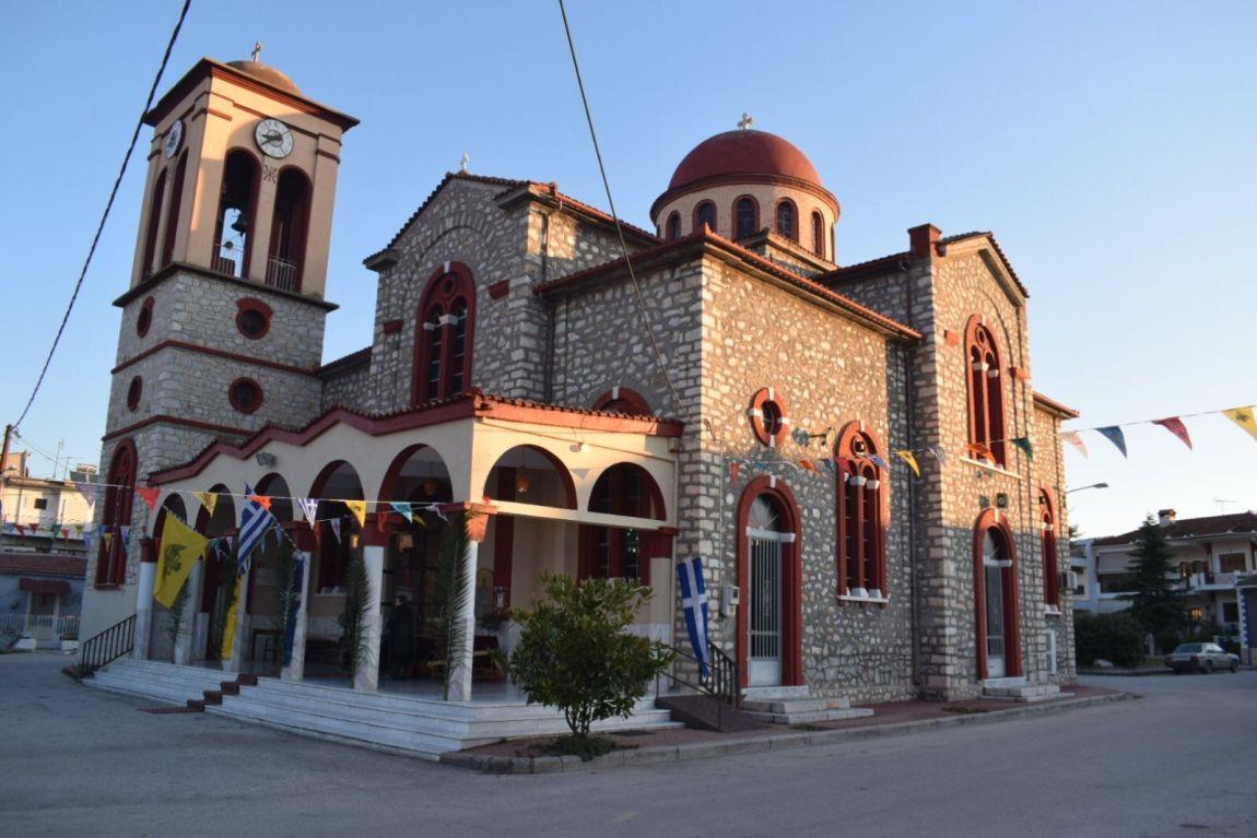 TimProdromou 2020 2 - Στον Άγιο Ιωάννη Τυρνάβου ο Ποιμενάρχης μας (φωτο)