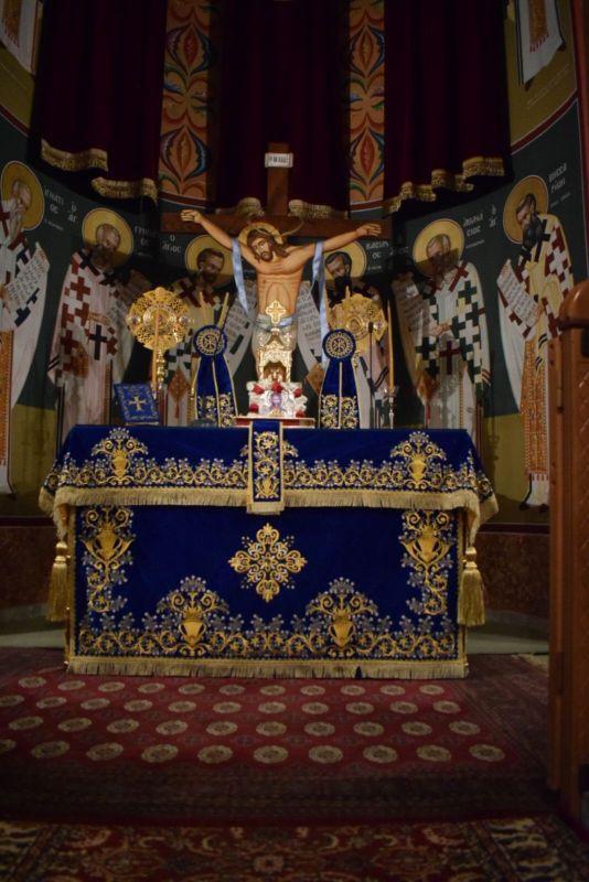 TimProdromou 2020 3 - Στον Άγιο Ιωάννη Τυρνάβου ο Ποιμενάρχης μας (φωτο)