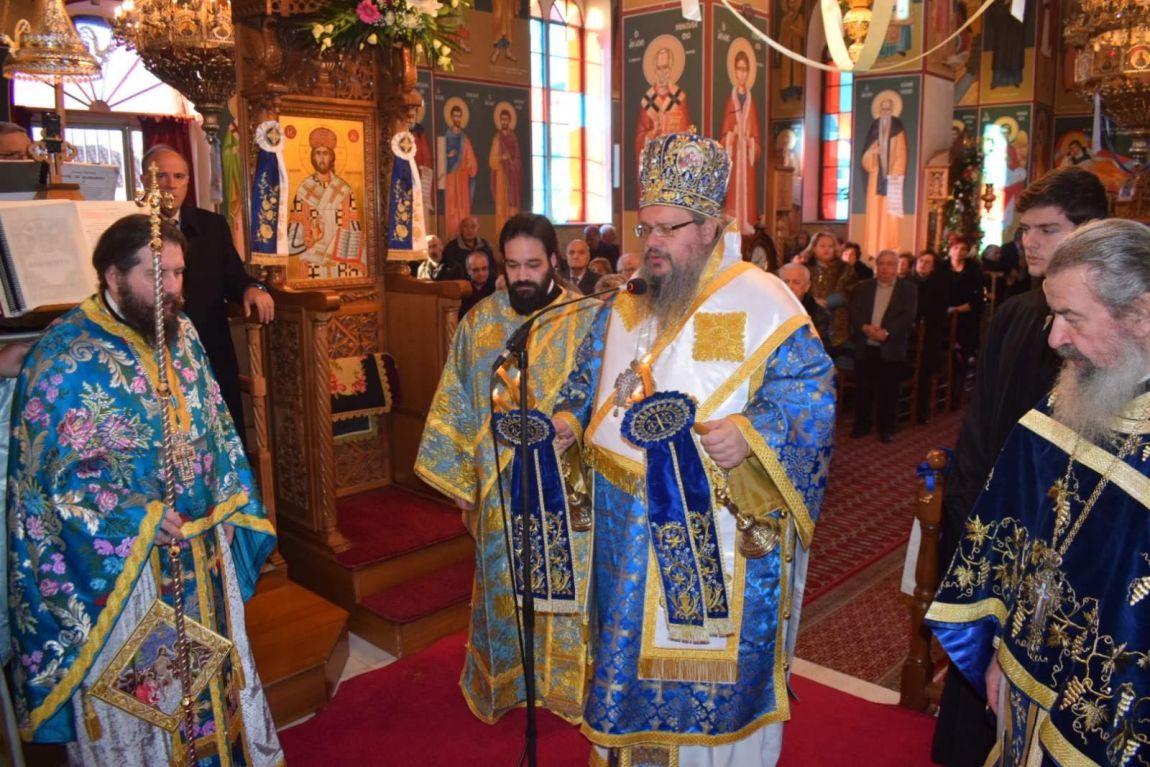 TimProdromou 2020 4 - Στον Άγιο Ιωάννη Τυρνάβου ο Ποιμενάρχης μας (φωτο)