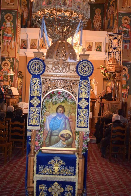 TimProdromou 2020 5 - Στον Άγιο Ιωάννη Τυρνάβου ο Ποιμενάρχης μας (φωτο)