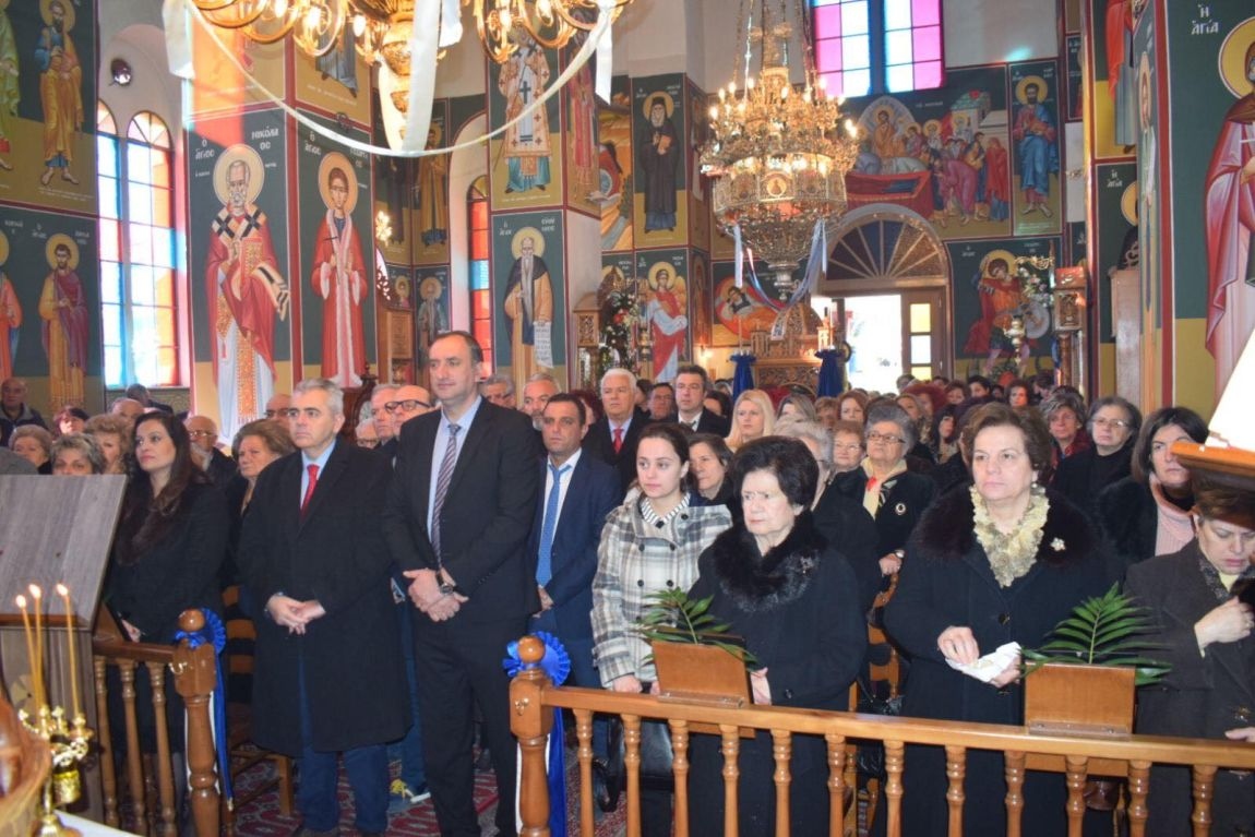 TimProdromou 2020 7 - Στον Άγιο Ιωάννη Τυρνάβου ο Ποιμενάρχης μας (φωτο)