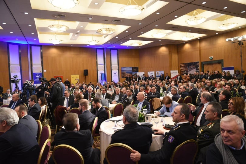 anaptiksiako synedrio 5 - Αγιασμός ενάρξεως του Ευρωπαϊκού Αναπτυξιακού Συνεδρίου