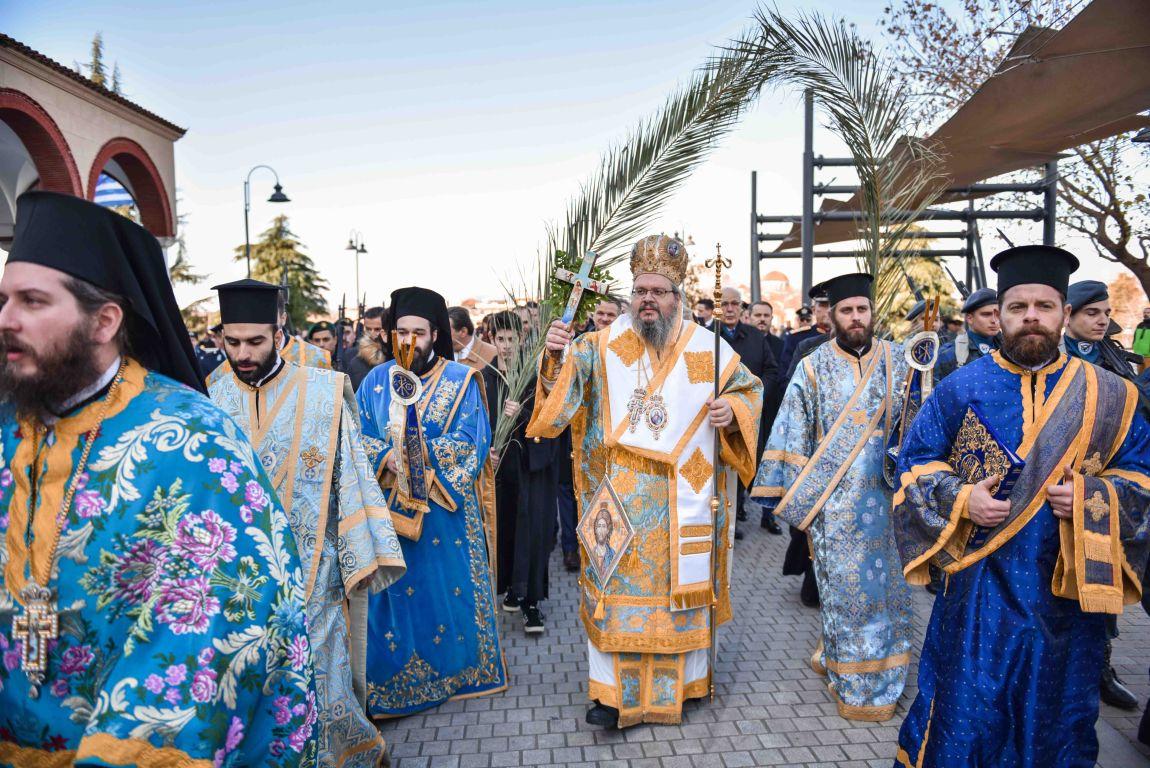 theofaneia 2020 3 - Θεοφάνεια στον Άγιο Αχίλλιο και Αγιασμός των Υδάτων του Πηνειού ποταμού