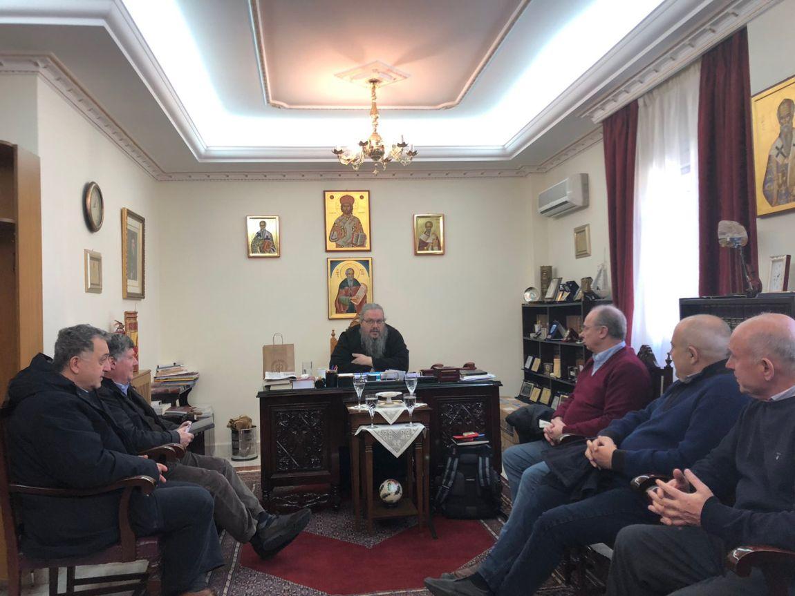 tourismos imlt 1 - Προοπτικές Αναδείξεως των Θρησκευτικών Προσκυνημάτων της Μητροπόλεως