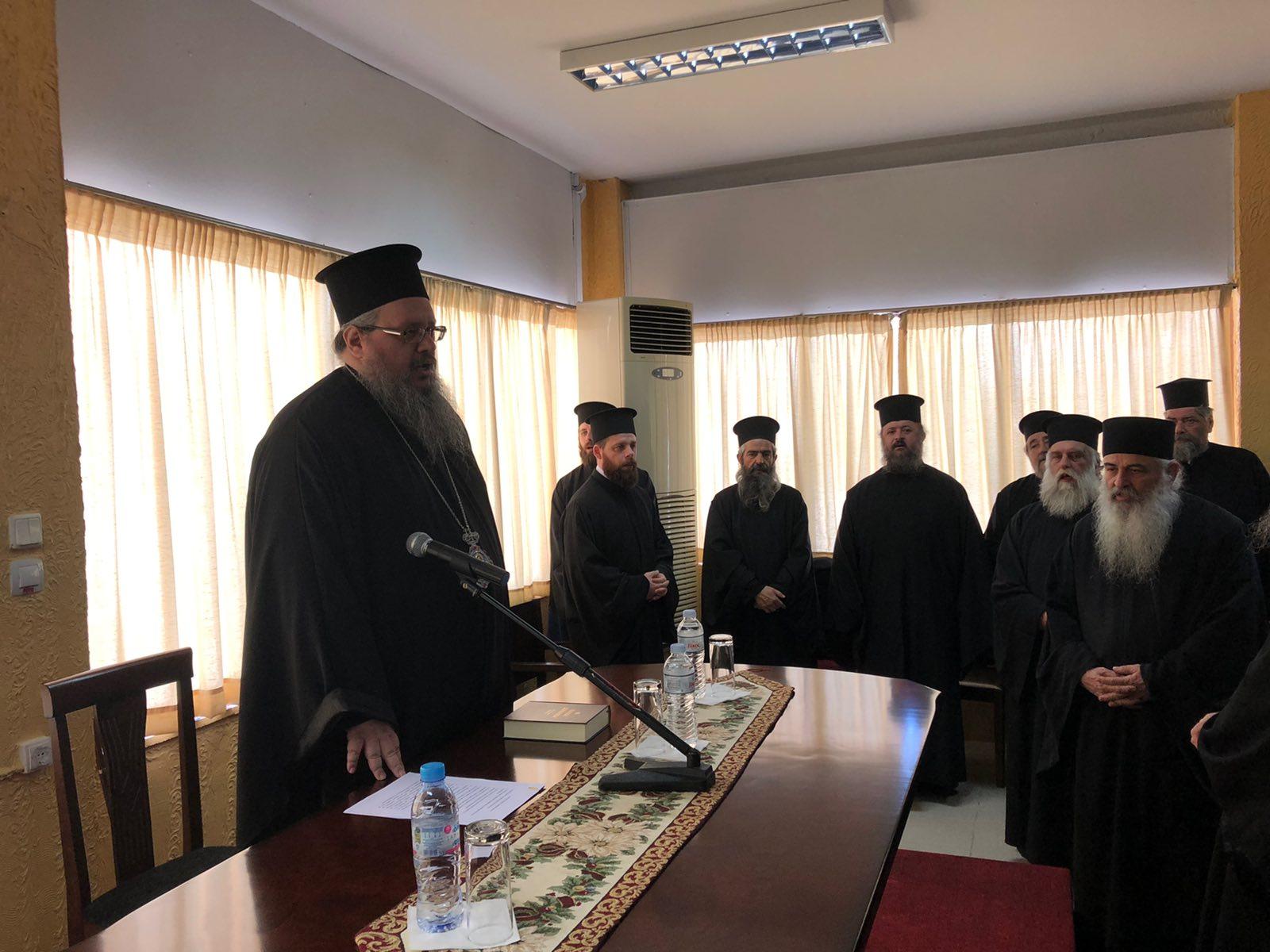 synaksi febrouariou 1 - Ιερατική Σύναξη στο Μελισσοχώρι (φωτο)