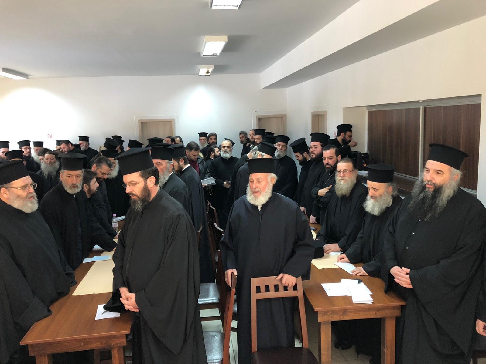 synaksi febrouariou 2 - Ιερατική Σύναξη στο Μελισσοχώρι (φωτο)