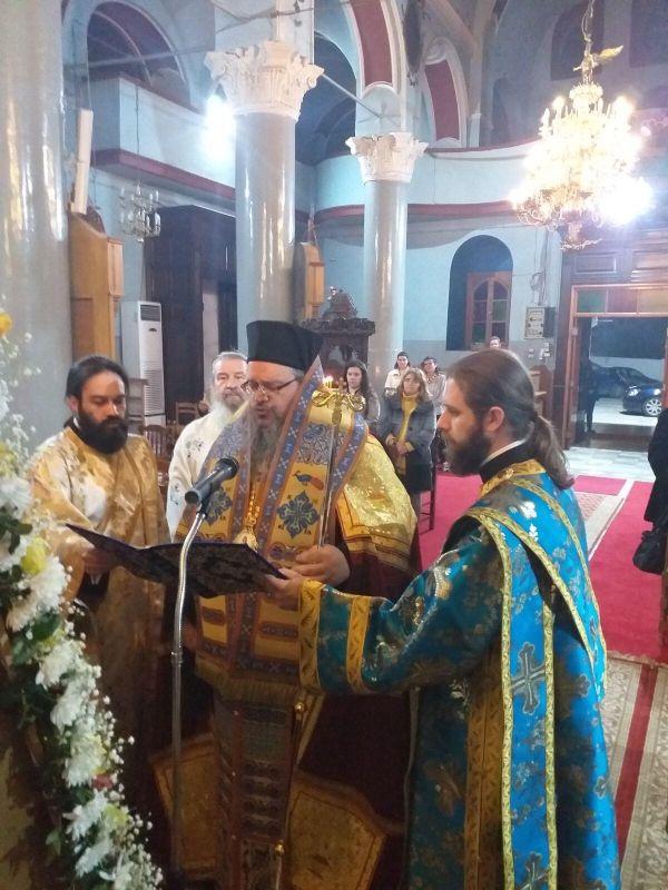 Xairetismoi Faneromeni 2020 1 - Χαιρετισμοί στην Παναγία Φανερωμένη Τυρνάβου (φωτο)