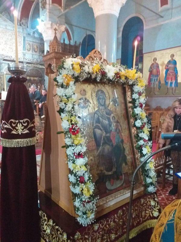 Xairetismoi Faneromeni 2020 3 - Χαιρετισμοί στην Παναγία Φανερωμένη Τυρνάβου (φωτο)