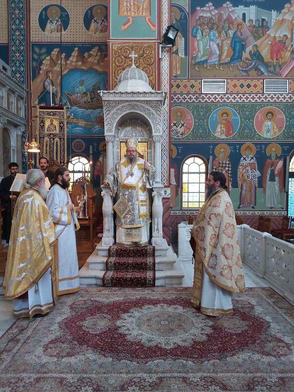 d nhsteiwn 2020 1 - Δ΄ Κυριακή των Νηστείων στον Άγιο Αχίλλιο (φωτο)