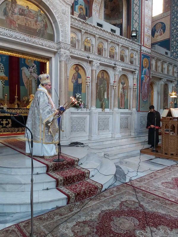 d nhsteiwn 2020 3 - Δ΄ Κυριακή των Νηστείων στον Άγιο Αχίλλιο (φωτο)