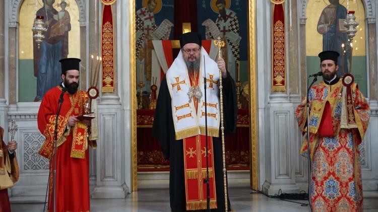 doksologia AgAxilliou 2020 1 - Επίσημη Δοξολογία για τον Πολιούχο της Λάρισας Άγιο Αχίλλιο (φωτο)