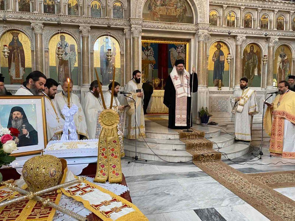 dietes mnim Ignatiou 4 - Διετές Μνημόσυνο Μακαριστού Λαρίσης Κυρού Ιγνατίου.