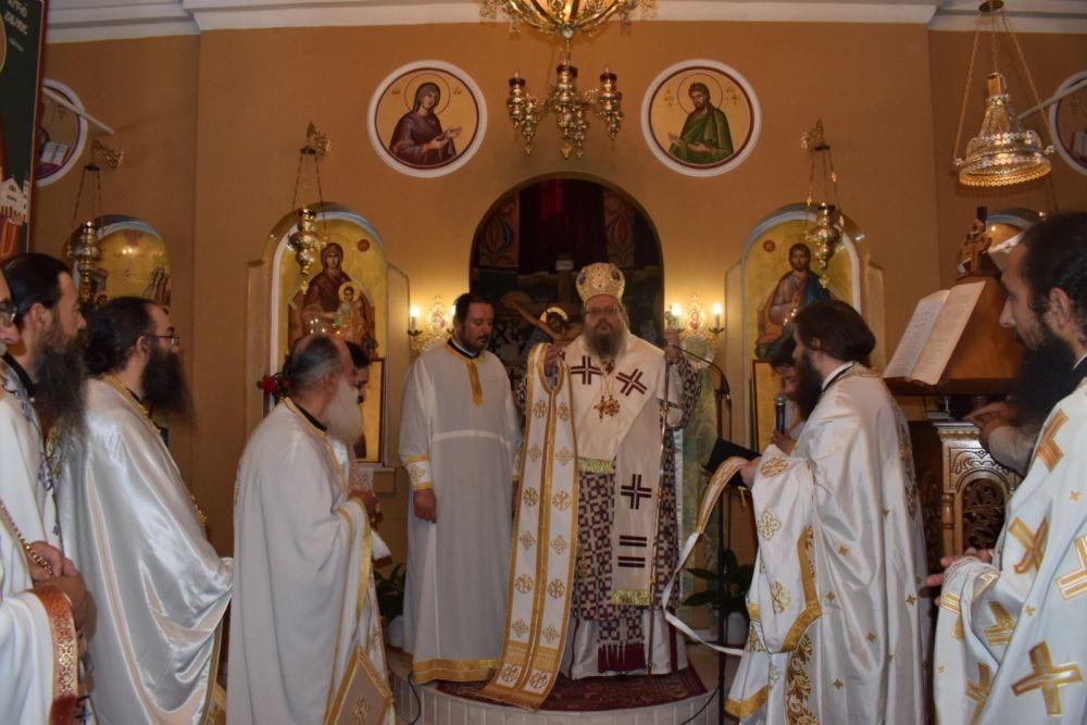 xeirotonia presv theoxaroulis 8 - Χειροτονήθηκε πρεσβύτερος ο π. Μ. Θεοχαρούλης -  θα αναλάβει τις λειτουργικές και πνευματικές ανάγκες στην εκκλησία του Βρυότοπου