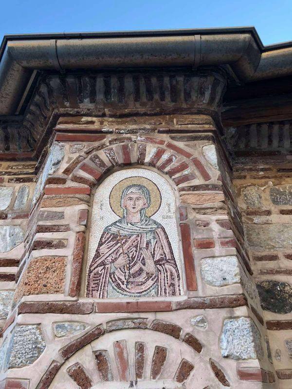 grigoriou 2020 5 - Στην Ιερά Μονή του Οσίου Γρηγορίου ο Ποιμενάρχης μας (φωτ)