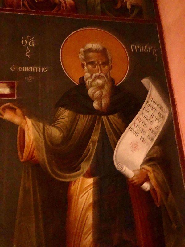 grigoriou 2020 8 - Στην Ιερά Μονή του Οσίου Γρηγορίου ο Ποιμενάρχης μας (φωτ)