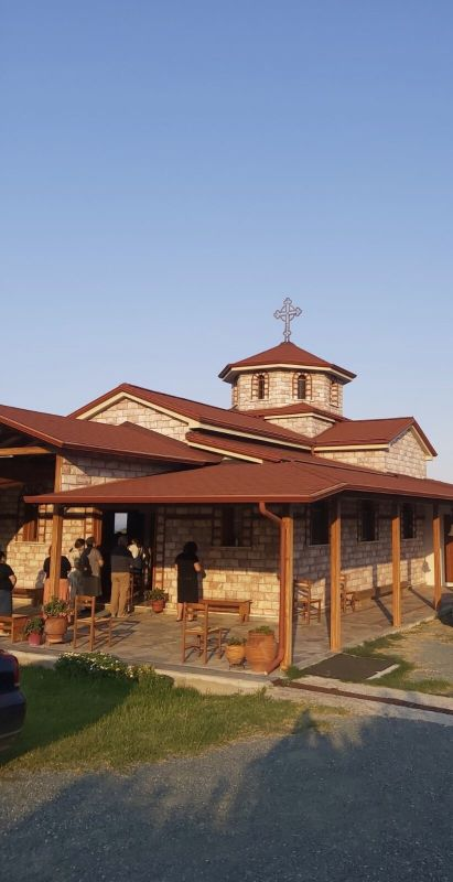 paraklisi imEuaggelismou 2020 1 - Παράκληση στην Ιερά Μονή Ευαγγελισμού της Θεοτόκου Πυργετού (φωτ)