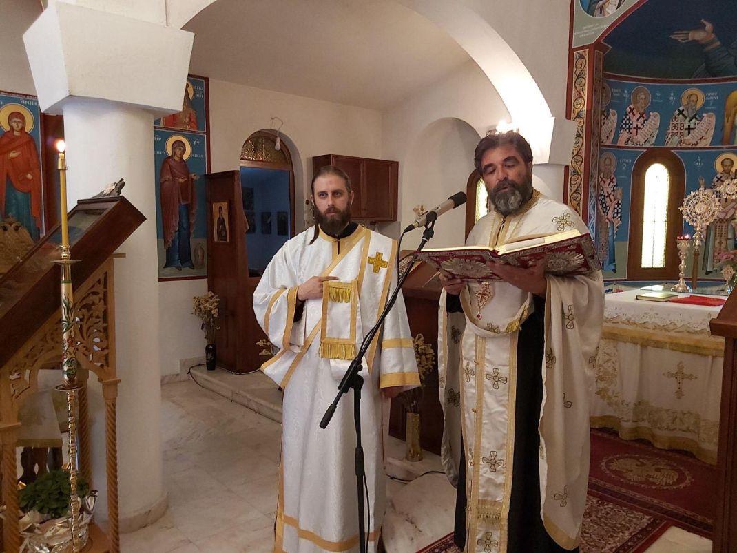 paraklisi imEuaggelismou 2020 4 - Παράκληση στην Ιερά Μονή Ευαγγελισμού της Θεοτόκου Πυργετού (φωτ)
