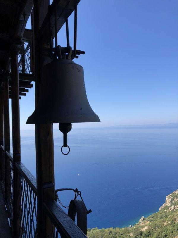 peripatoi simonopetra 8 - Στην Ιερά Μονή του Οσίου Γρηγορίου ο Ποιμενάρχης μας (φωτ)